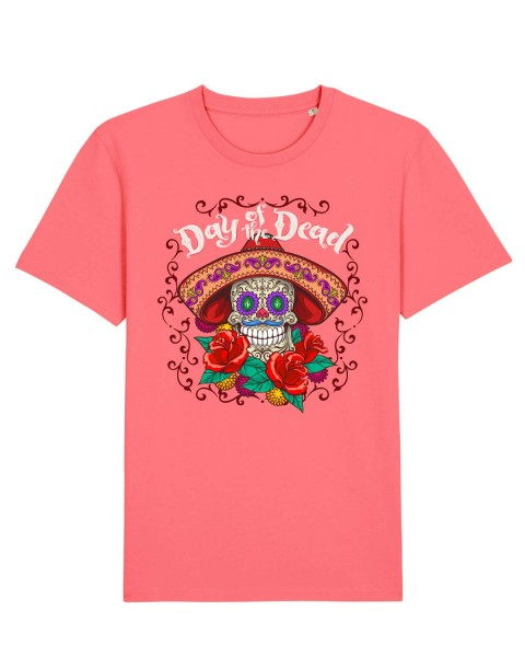 Bio T-Shirt Day of the Dead