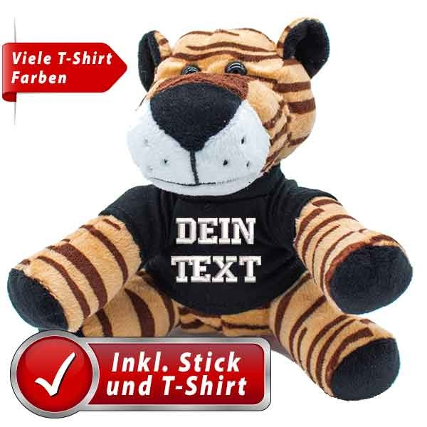 Kuscheltier Tiger David 18cm