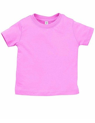T-Shirt Infant Fine Jersey Baby
