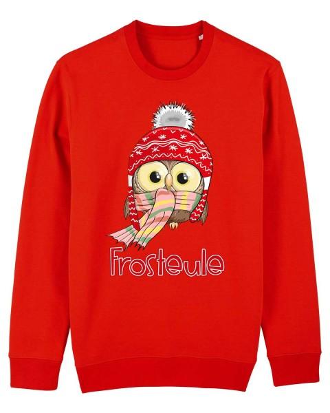 Unisex Bio Sweatshirt Frosteule 2