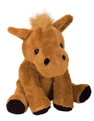 Kuscheltier Pferd Claudia 18cm