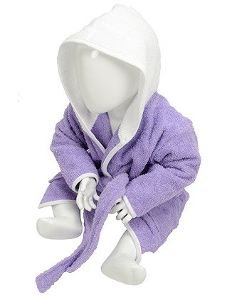 Babiezz Bathrobe with Hood