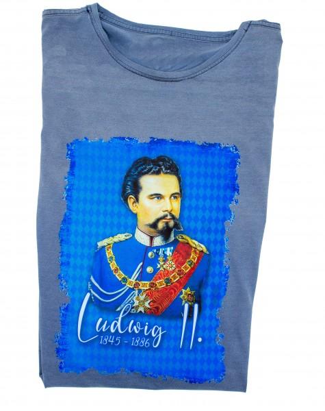 T-Shirt König Ludwig Klassisch
