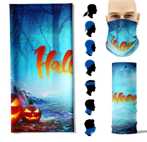 "Multifunktionstuch ""Halloween"" Face Pad+-"
