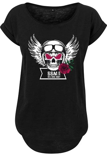 Ladies Deathhead VoKuHiLa Shirt