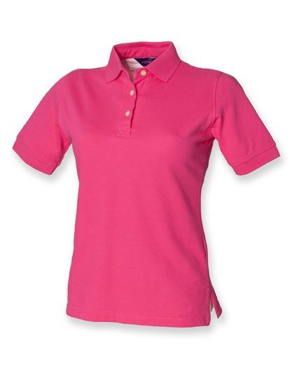 Poloshirt Ladies' Classic Cotton Piqué