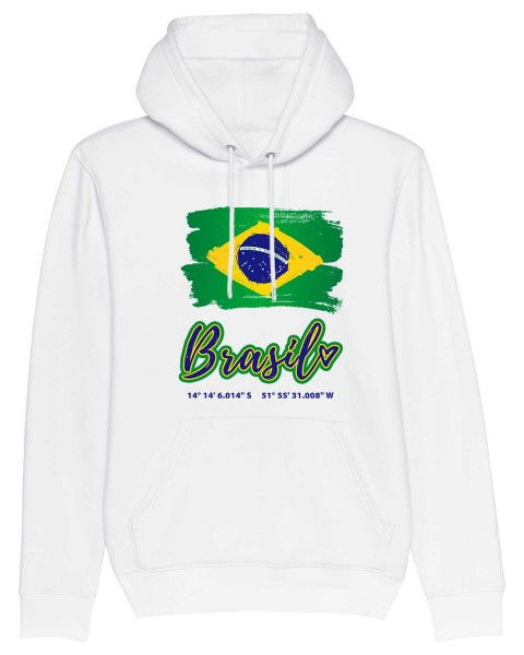 Bio Hoodie Brasilien
