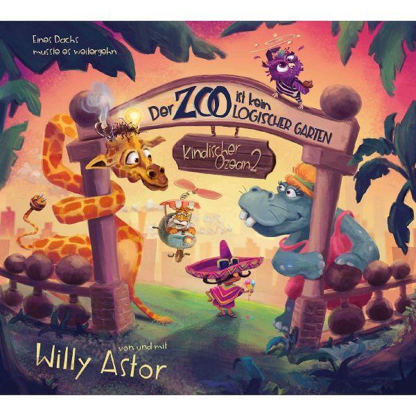 """Der kindische Ozean 2 """"Der Zoo ist kein logischer Garten"""""""