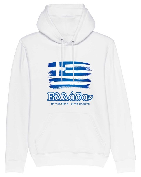 Bio Hoodie Griechenland