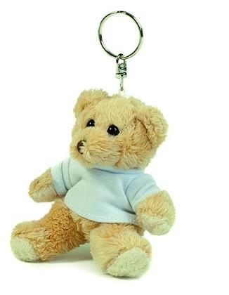 Schlüsselanhänger Bär Fuzzi