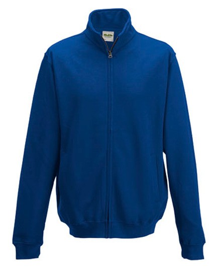 Full Zip Sweat Jacke