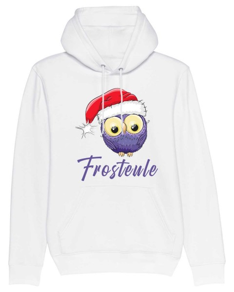 Hoodie Weihnachts-Frosteule
