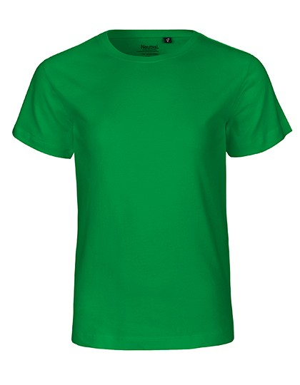 T-Shirt Bio Kids' Short Sleeve