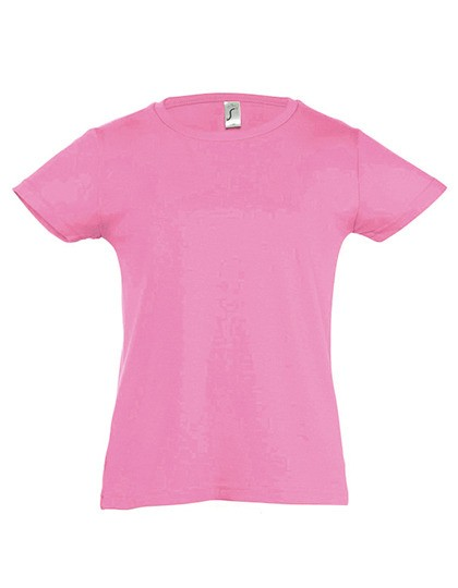 T-Shirt Kids Girlie Cherry