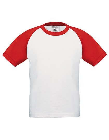 T-Shirt Base-Ball/Kids