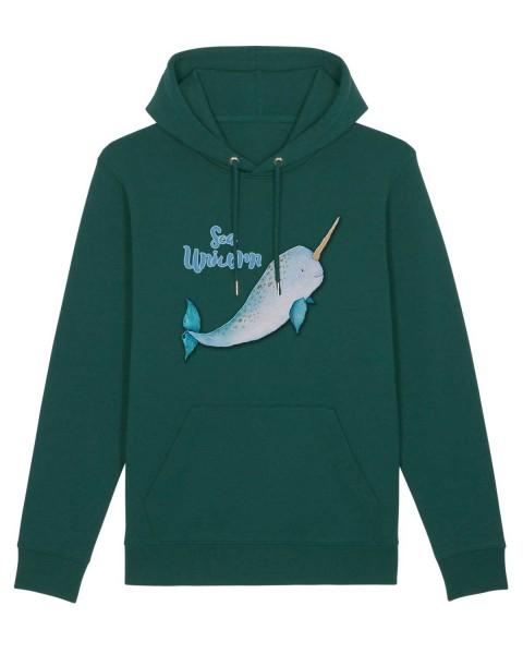 Bio Hoodie Sea Unicorn