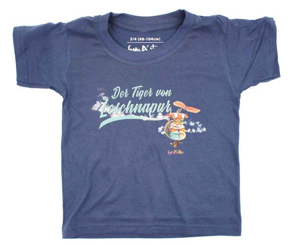T-Shirt Motiv: Tiger von Leschnapur