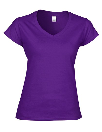 T-Shirt Softstyle® Ladies' V-Neck