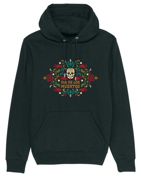 Bio Hoodie Dia de los Muertos