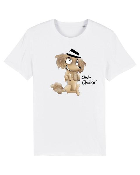 T-Shirt Chef Checker