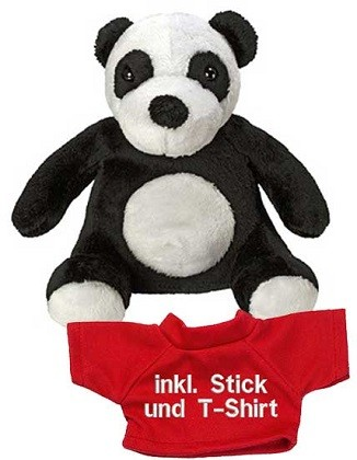 Panda Dominik 14cm