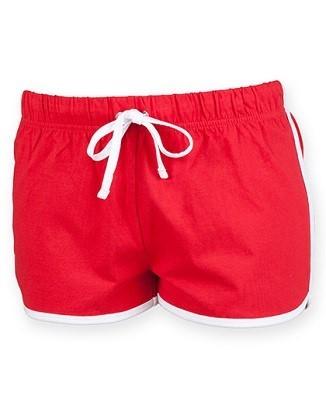 Shorts Ladies' Retro