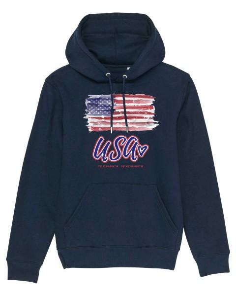 Bio Hoodie USA