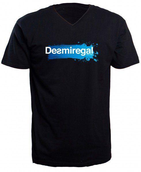 T-Shirt Desmiregal blau