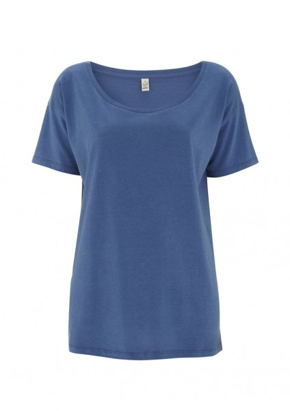 Ladies Bio Tencel Blend Oversized T-Shirt