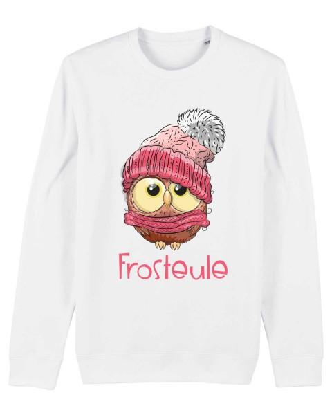 Unisex Bio Sweatshirt Frosteule