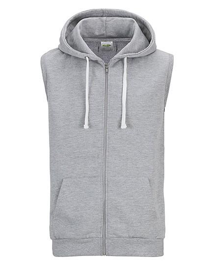 Hoody/Kapuzenjacke Sleeveless Zip