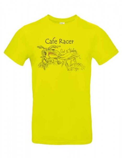 T-Shirt Biker Cafe Racer