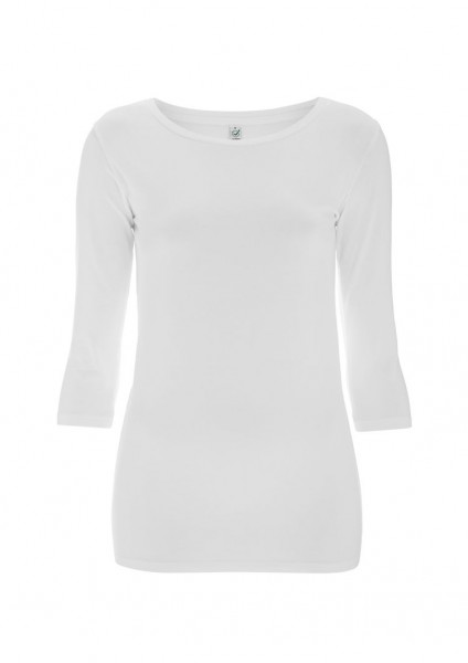 Ladies Bio Stretch Sleeve T-Shirt