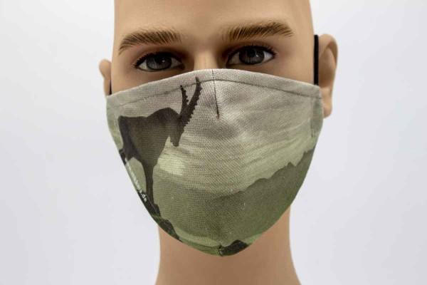 Gams - Face Pad Premium - Mund- Nasen. Behelfsmaske
