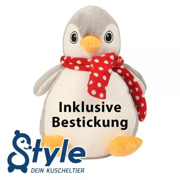 Kuscheltier Pinguin 45 cm - Individualisierung