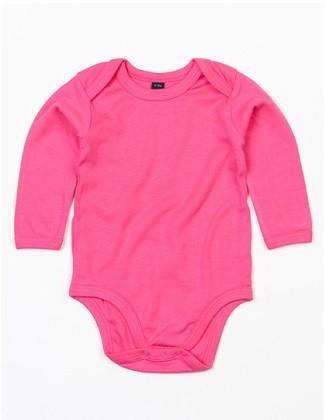 Bodysuit Baby Organic Long Sleeve