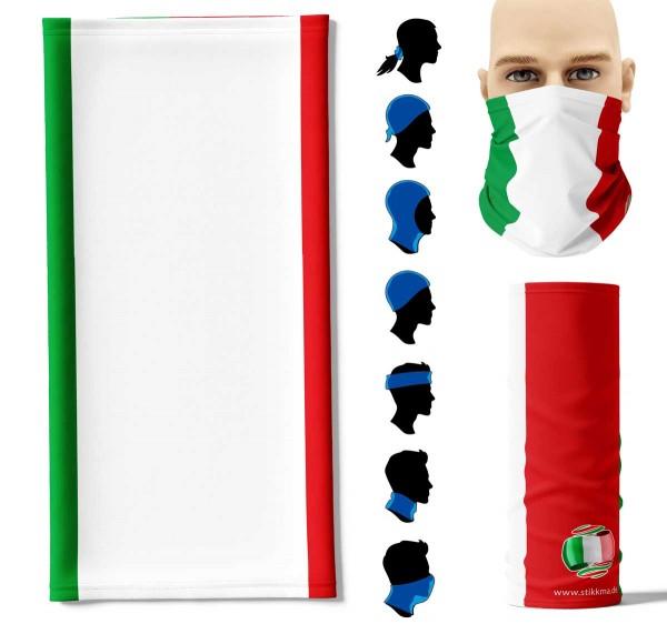 Multifunktionstuch Italien Face Pad+