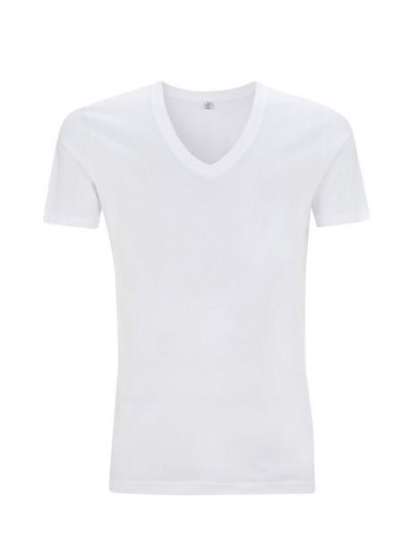Herren Bio V-Neck T-Shirt