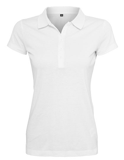 Poloshirt Ladies Jersey