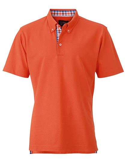 Poloshirt Men's Plain
