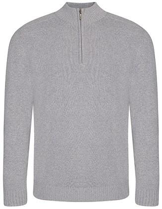 Wakhan 1/4 Zip Knit Sweater