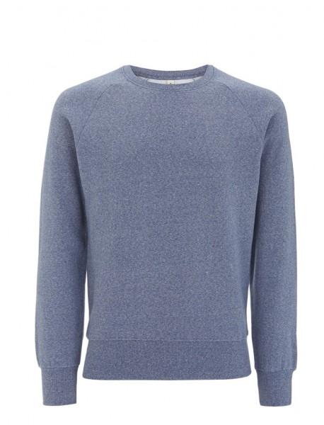 Sweatshirt Pullover Herren Bio Raglan