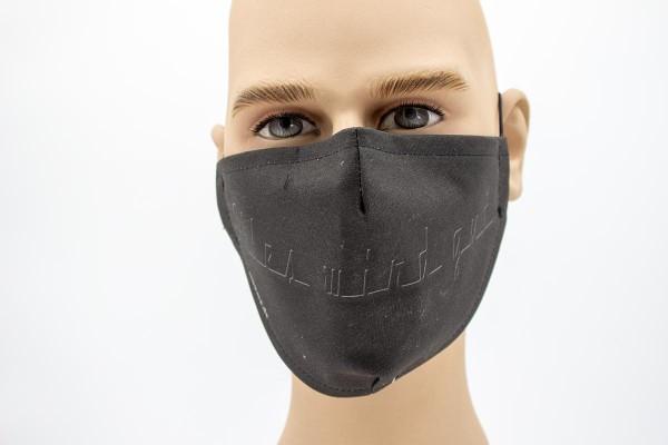 Gesichtsmaske Face Pad Alles wird gut Mund- Nasen- Behelfsmaske