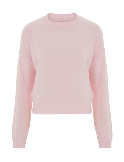 Ladies Cropped Sweatshirt