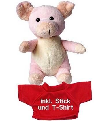 Schwein Babsi 14cm