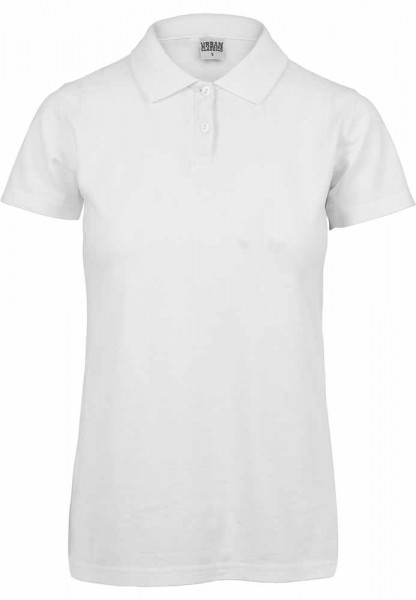 Ladies Wash Polo Tee
