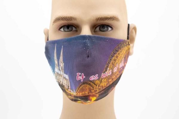 Et es wie et es Mund - Face Pad Premium - Nasen. Behelfsmaske