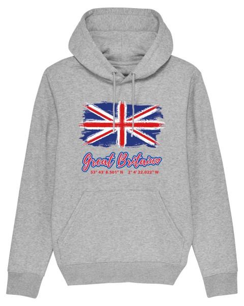 Bio Hoodie Great Britain