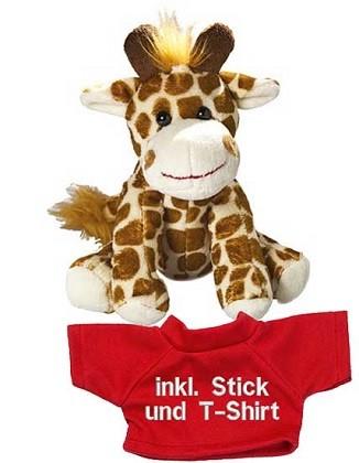 Giraffe Gabi 18cm