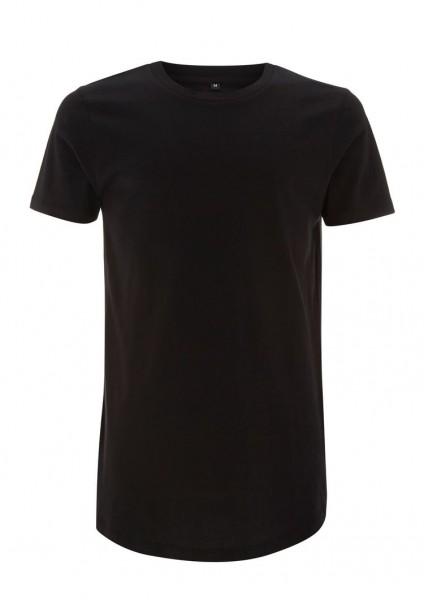 T-Shirt Herren Longshirt Fairtrade